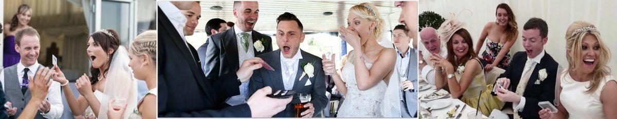 Иллюзионист на свадьбу в киеве