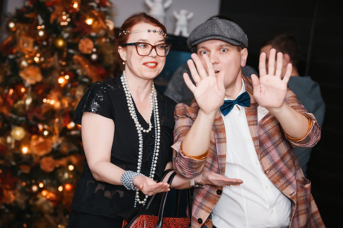 Микромагия на встречу гостей в Киеве